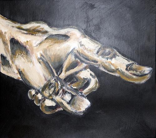 Condemning finger